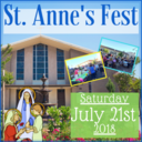 The St. Anne's Fest