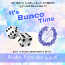 Bunco Fundraiser by YLI
