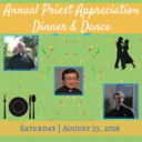 Priest Appreciation Dinner & Dance