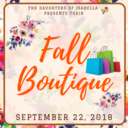 Daughters of Isabella: Fall Boutique 2018