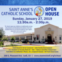 St. Anne's School Open House
