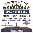 St. Anne's School Spaghetti Feed