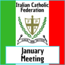 Italian Catholic Federation January Meeting