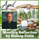 April 2020 Reflection by Bishop Cotta