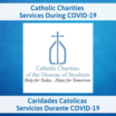 Catholic Charities Services during Covid-19