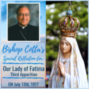 Special Edition of Bishop Cotta's Reflection