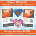Respect Life Month (January)