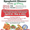 St. Anne's School Spaghetti Dinner