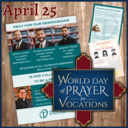 World Day of Prayer for Vocations (April 25)
