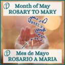 Month of May-Rosary to Mary