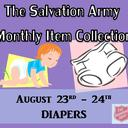 Salvation Army Item Collection