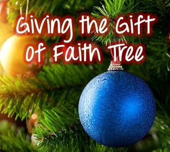 Giving the Gift of Faith Tree