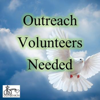 Outreach Volunteers Needed