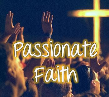 Young Adults: Passionate Faith