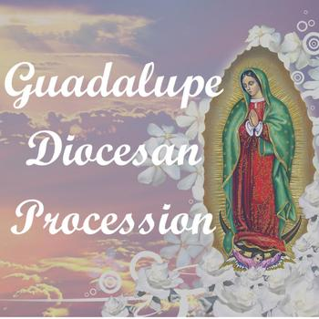 Guadalupe Diocesan Procession