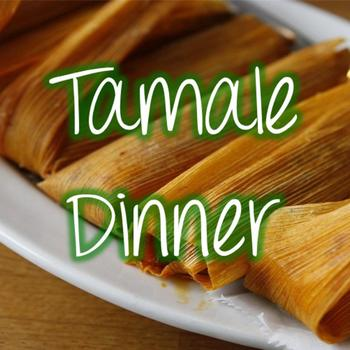 Mexican-American Catholic Federation's Tamale Dinner