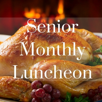 St. Anne's Senior Monthly Luncheon- December
