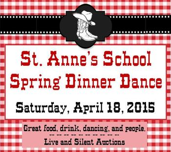 St. Anne's School: Spring Dinner and Dance