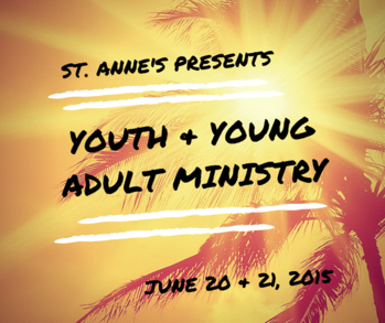 Petal Ministry Presentation:&nbsp; <span>Youth &amp; Young Adult</span>