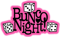 Bunco and Raffle Fundraiser by  <div>   The Young Ladies Institute </div>