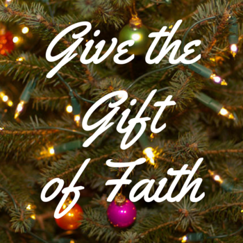 Giving the Gift of Faith Tree 2017