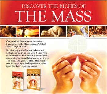 Discover the Riches of the Mass Bible Study