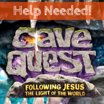We need Helpers for Vacation Bible School!