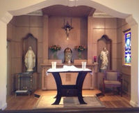 Added Hours to the Adoration Chapel