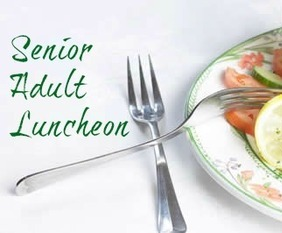 St. Anne's Senior Luncheon