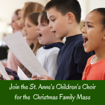 St. Anne's Children's Choir
