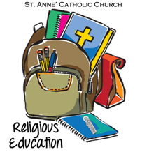 Religious Education Reminders!