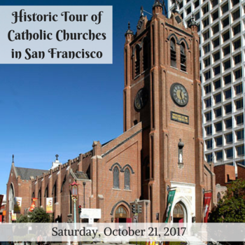 Tour Historic San Francisco Churches