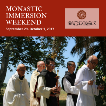 Monastic Immersion Weekend