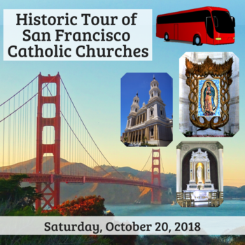 Historic Tour of San Francisco Churches
