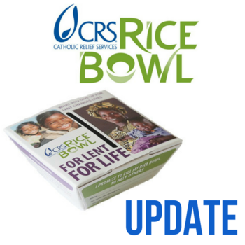 Rice Bowl Update