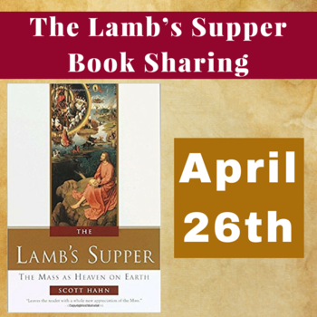 The Lamb Supper Book Sharing