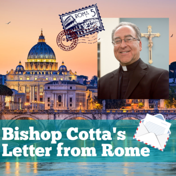 Bishop Cotta's Letter From Rome