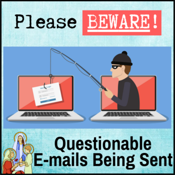 Questionable Emails Being Sent