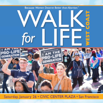 Walk for Life 2019