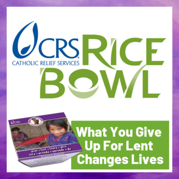 Operation Rice Bowl | Lent 2019