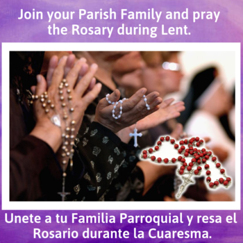 Rosary during Lent