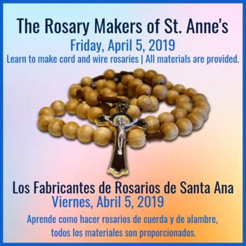 Rosary Makers Workshop