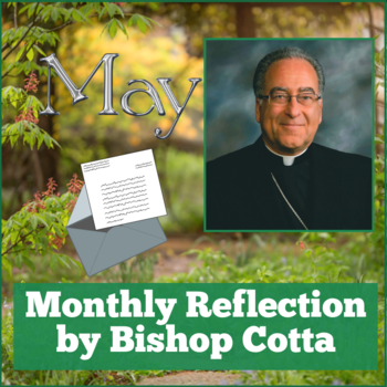 May 2019 Reflection by Bishop Cotta