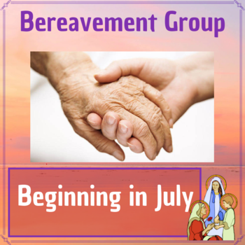 Bereavement Group in July