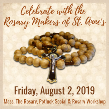 Rosary Makers Celebration