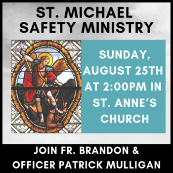 St. Michael Safety Ministry
