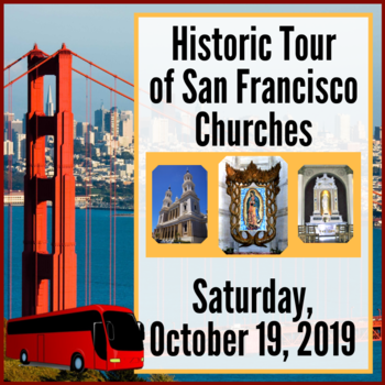 Tour of Historic Churches in San Francisco