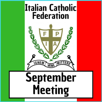 ICF September Meeting