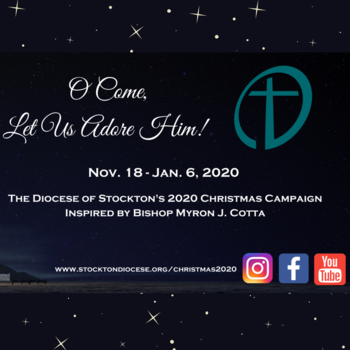 """O Come, Let Us Adore Him"" Advent Campaign Inspired by Bishop Cotta"