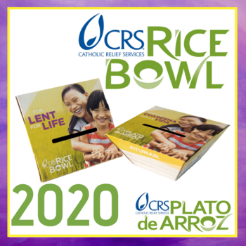 Operation Rice Bowl | Lent 2020